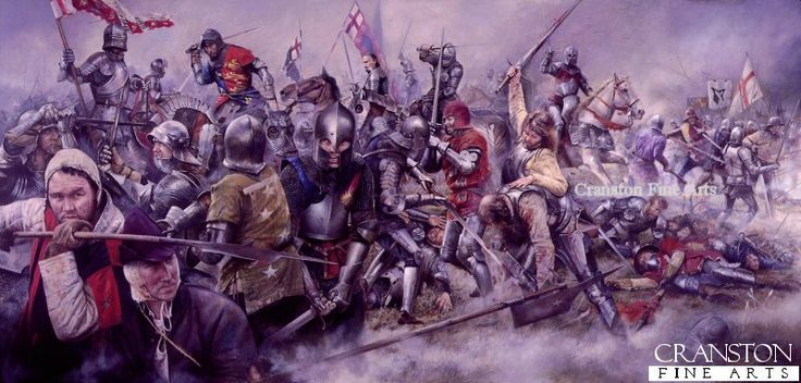 The Lancastrian army led by Warwick, the Kingmaker, forced a battle at Barnet, north of London. The Yorkist forces, led by Edward IV defeated the Lancastrians and Warwick was killed. (Collingwood. C. 2009)