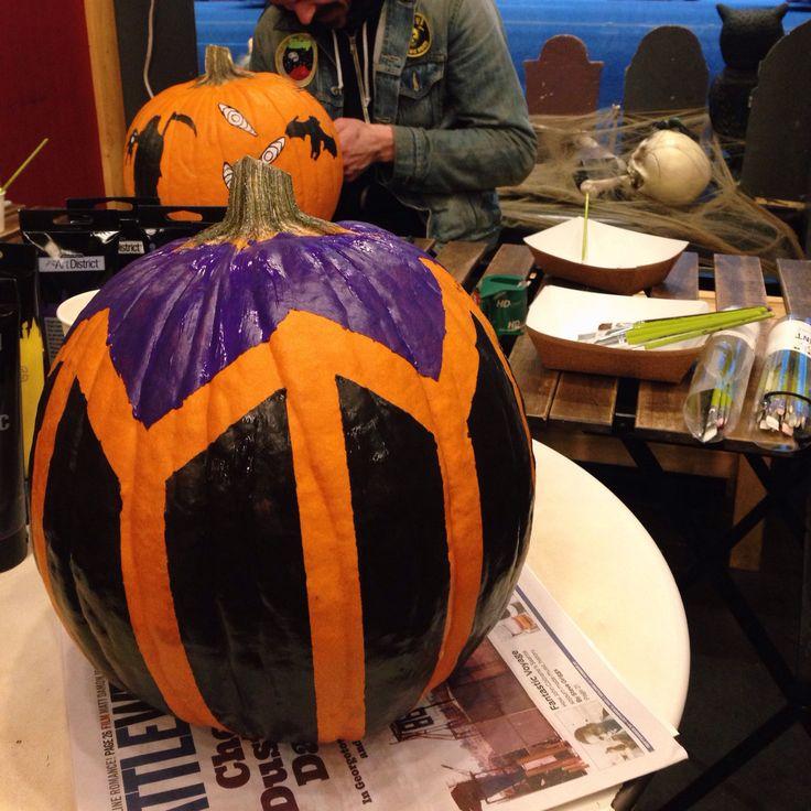 My Art Deco pumpkin