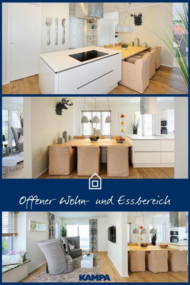 41 best Küchen Ideen | KAMPA images on Pinterest | Open plan kitchen