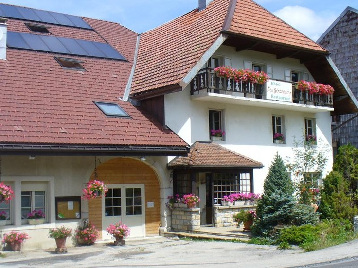 Bed and breakfast Métabief (France)
