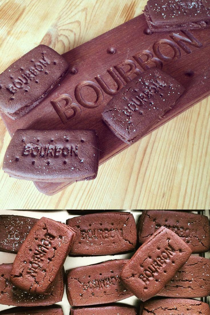 homemade Bourbon biscuits, baking, homemade biscuits, Bourbons, best chocolate biscuits, Bourbon recipe