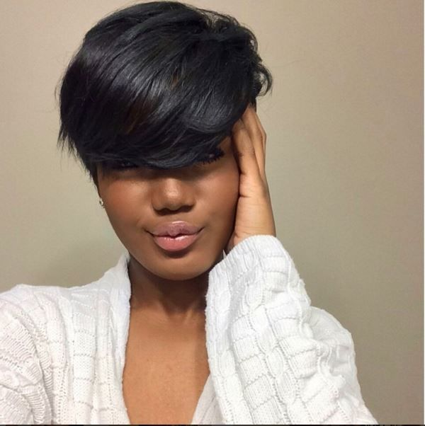 Swell 1000 Images About Relaxed Hairstyles On Pinterest Relaxed Hair Short Hairstyles For Black Women Fulllsitofus