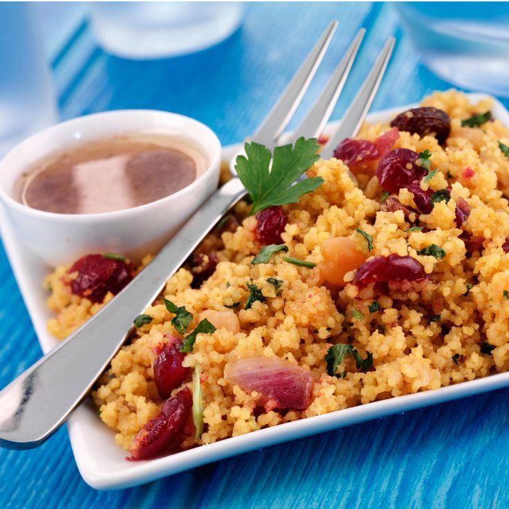 Découvrez la recette Taboulé marocain sur cuisineactuelle.fr.