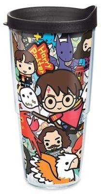 Tervis® Warner Bros.® Harry Potter Group Charms 24 oz. Wrap Tumbler with Lid