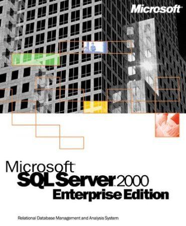Microsoft SQL Server 2000 Enterprise Edition English - 1 Processor License [Old Version] Software Norton Amazing Discounts Your #1 Source for Software and Software Downloads! For More Info