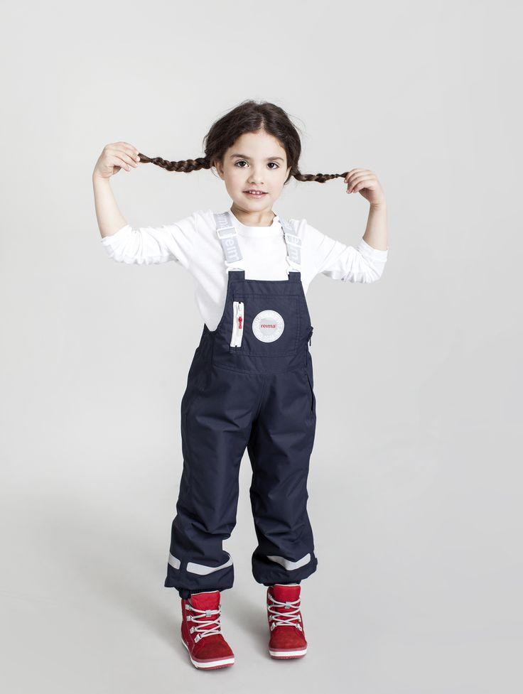 #ReimaAutumn2014 #Reima70  Kids pants Sege