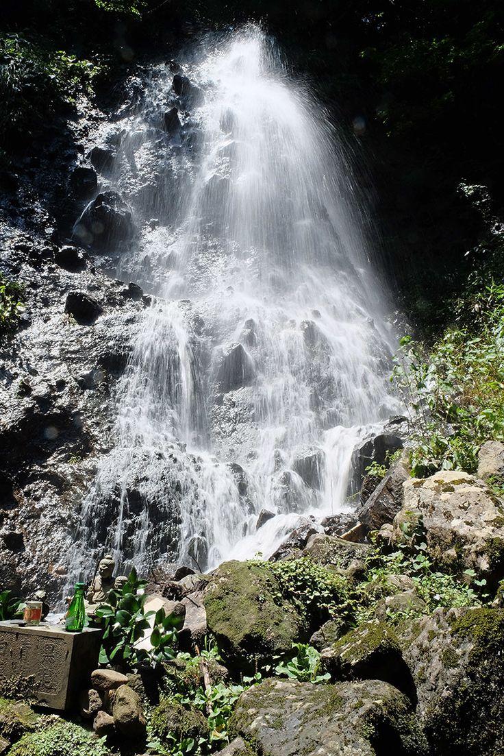須賀の滝(羽黒山)