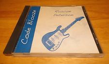 Roscoe Peterson - Code Blooze (CD, 1998, In Flight Records) - Rare Blues