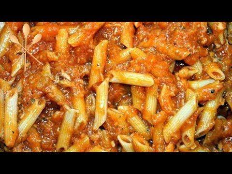 El Mejor Espagueti Rojo con Carne Molida - YouTube