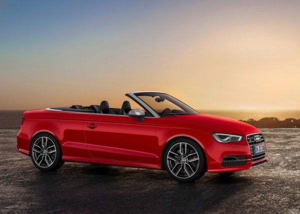 2015 Audi S3 Cabriolet Side Exterior 600x428 2015 Audi S3 Cabriolet Full Review