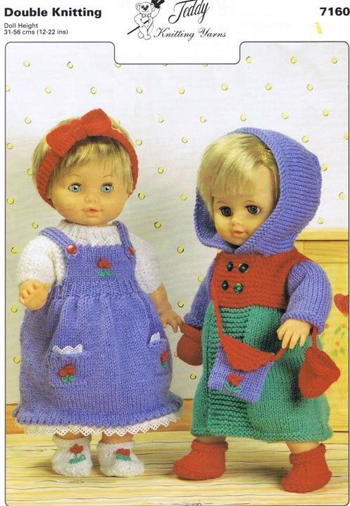 Knitting Pattern 13 Inch Doll : Free knitted headband pattern and shoes for 12 to 22 Inch doll Doll Knit an...