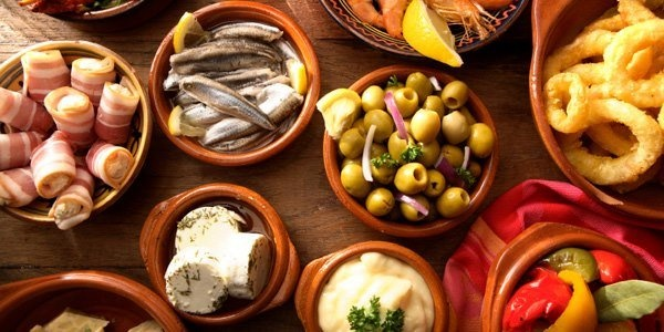 Explore this interactive image: Tapas Recipes by Ralph's Life