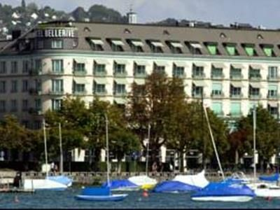 Zurich Steigenberger Hotel Bellerive au Lac Switzerland, Europe Steigenberger Hotel Bellerive au Lac is conveniently located in the popular 8. Seefeld-Mühlebach-Weinegg area. The hotel offers a high standard of service and amenities to suit the individual needs of all travelers. Free Wi-Fi in all rooms, ticket service, 24-hour front desk, facilities for disabled guests, luggage storage are there for guest's enjoyment. Guestrooms are fitted with all the amenities you need for a...