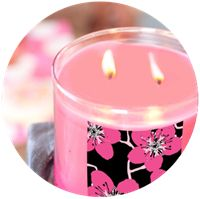 Pink Sugar Cookie Cause Candles. Amazing Gold Canyon Scents. https://lovemywicks.mygc.com