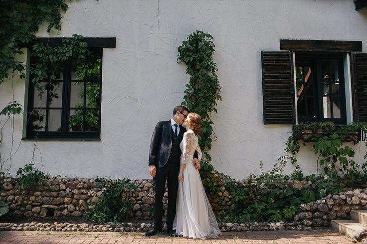 Городская романтика: свадьба Кости и Иры
