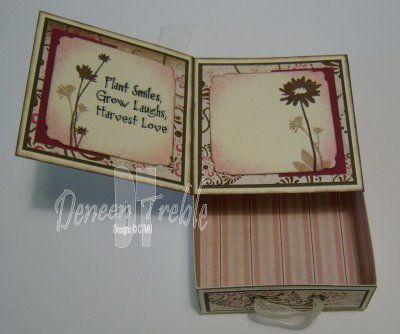It's A Card, It's A Box.......LOTS of great cards and TEMPLATES