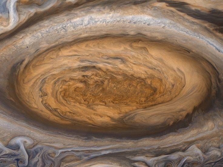 Jupiter's Great Red Spot may die within your lifetime - Get a good look while you can: Jupiter's Great Red Spot is shrinking, and it might fade into memory within your lifetime. NASA's $1 billion Juno probe took stunning new photos of the tempest on Monday — the closest images we've ever gotten of the Great Red Spot — and scientists' jaws are dropping at the level of detail beamed back by the spacecraft. Jupiter's super-storm is wider than the diameter of Earth and has been swirling around…