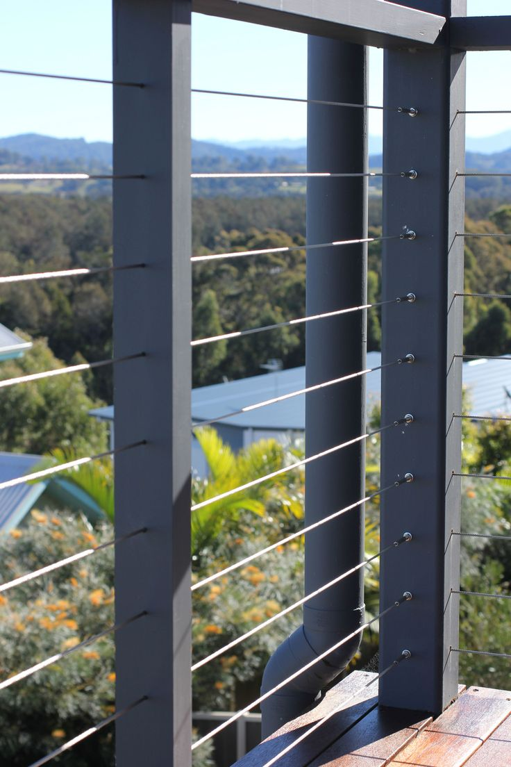 Best 25 Wire Balustrade Ideas On Pinterest Cable Deck