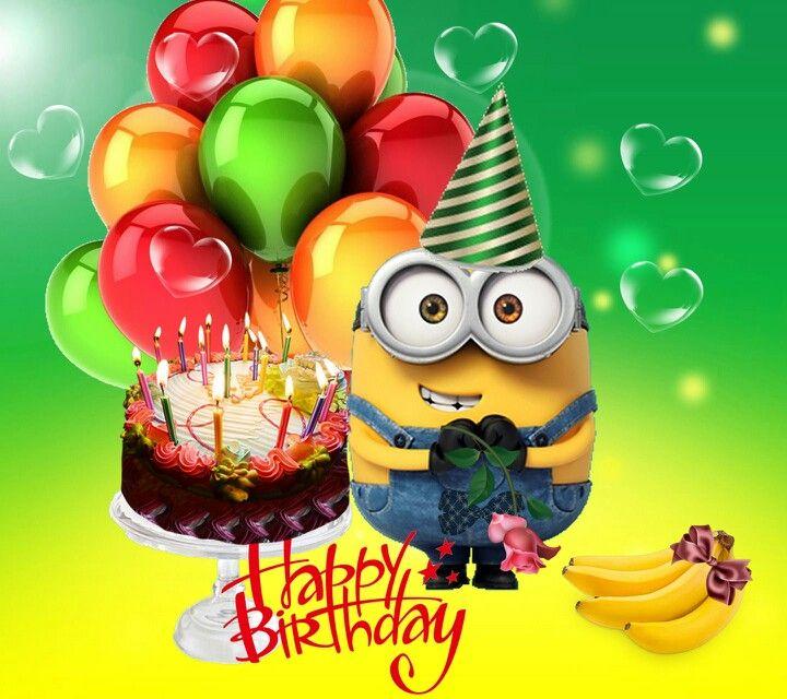 Fabuleux Les 25 meilleures idées de la catégorie Minion birthday meme sur  OT46