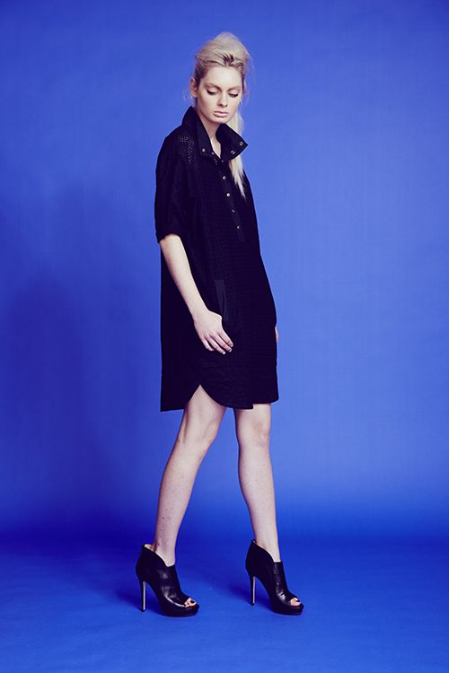 avie shirt dress