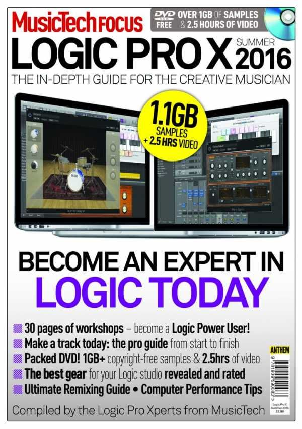 MusicTech Focus Logic Pro X Summer 2016 English | 117 Pages | True PDF | 17 MB Logic Pro X Summer 2016 is a special MusicTech Focus dedicated to Apple Log