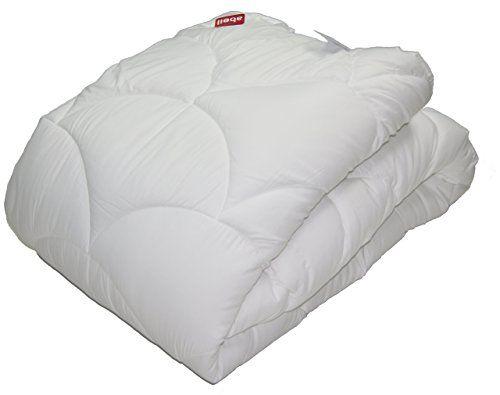 abeil couette douceur infinie chaude polyester blanc 140 x 200 cm