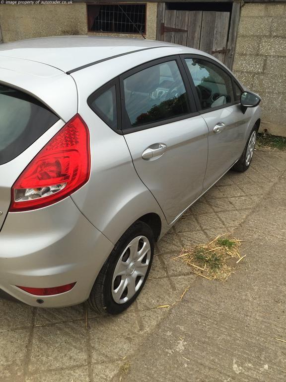 Ford Fiesta 1.4 Edge 5dr