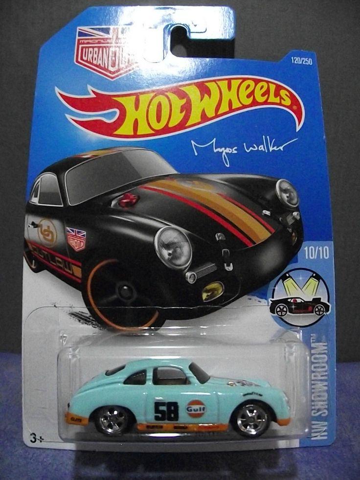 Hot Wheels Special Custom Made Gulf Racing Porsche 356a