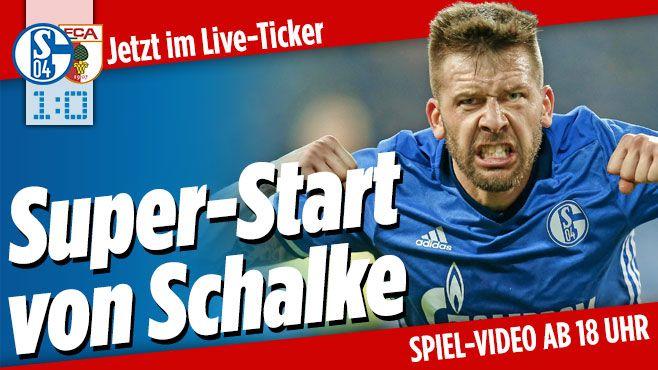 Schalke - Augsburg http://www.bild.de/bundesliga/1-liga/saison-2016-2017/fc-schalke-04-gegen-fc-augsburg-am-24-Spieltag-46928442.bild.html