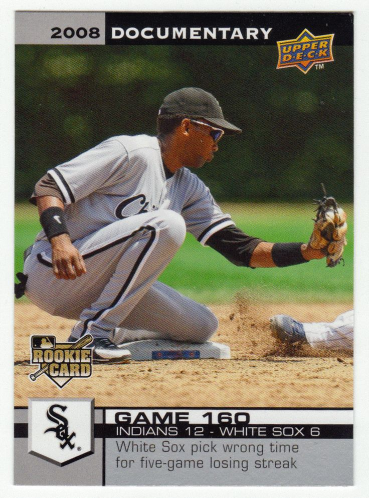 Alexei Ramirez RC # 4731 - 2008 Upper Deck Documentary Baseball MLB Rookie