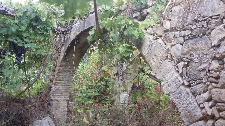 Cretan ruins