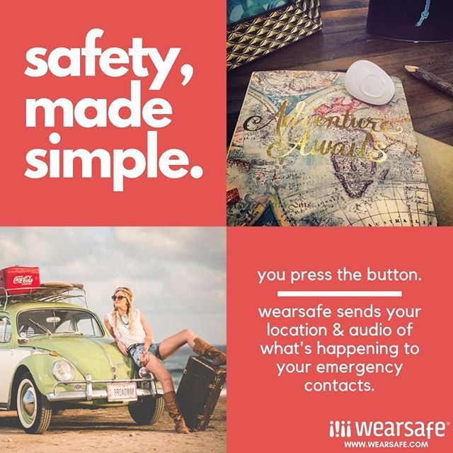 New The 10 Best Technologies Today With Pictures Adventures Await Hit The Road With Your Wearsafelabs Tag And You Technology Today Road Trip Adventure