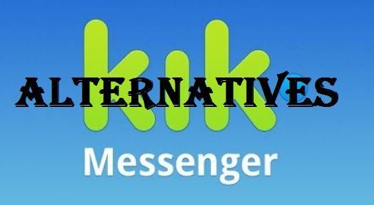 Sharing the best five Kik messenger alternatives apps for andorid, completely new instant messaging apps with some amazing options for you like Kik messenger