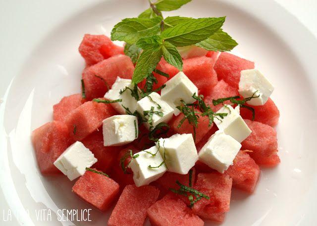 Insalate estive semplici e veloci - La mia vita semplice Easy summer salads