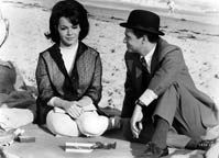 Annette Funicello and Dwayne Hickman
