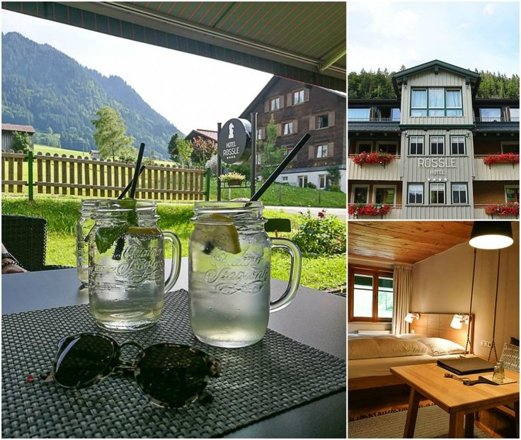 Located in Au, the Hotel Rossler is a great base for those who want to explore the nature and things to do in Bregenzerwald, Austria.