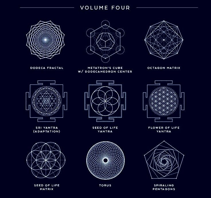 Sacred Geometry Symbol    chakras in 2019   Sacred geometry, Sacred