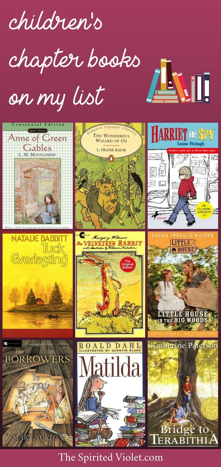 10 Children S Chapter Books I Am Reading This Year Children S