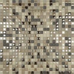 Delightful Self Adhesive Backsplash Glass Tile Beige