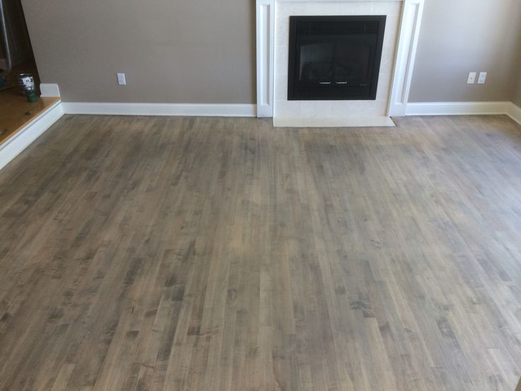 And After Love How They Turned Out Maple Floors Plywood Flooring Remodel