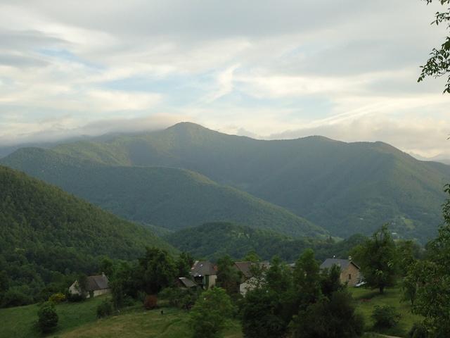 View from Bomprat over Massat, via Flickr.