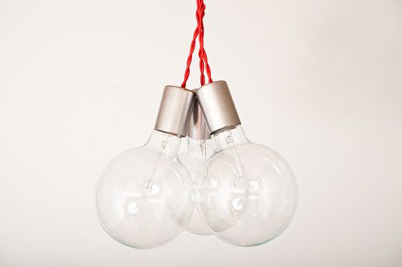 Hanging Pendant by Dylan Design Co.: Dylan Design, Globes Hanging, Etsy Handmade, Design Inspo, Shots Woven, Handmade Lights, Handmade Design, Hanging Lamps, Triple Shots