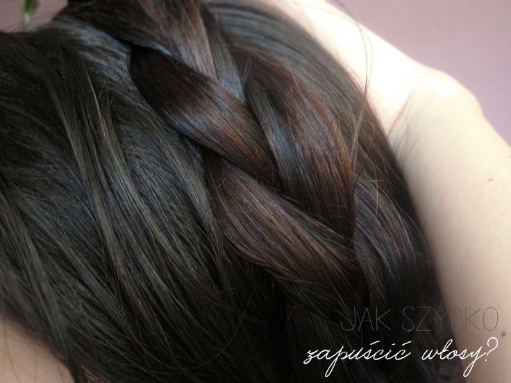 Jak szybko zapuścić włosy? Jak przyspieszyć porost włosów? Sprawdzone metody