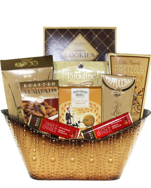 Sweet and Snacks | Toronto Gift Baskets | Gourmet, Corporate, Holiday - Canada's Gift Baskets