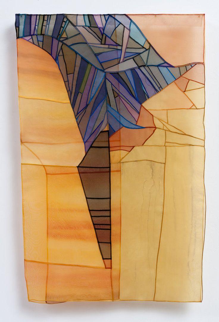 Leonie Castelino | Gallery - In Flight - contemporary Pojagi