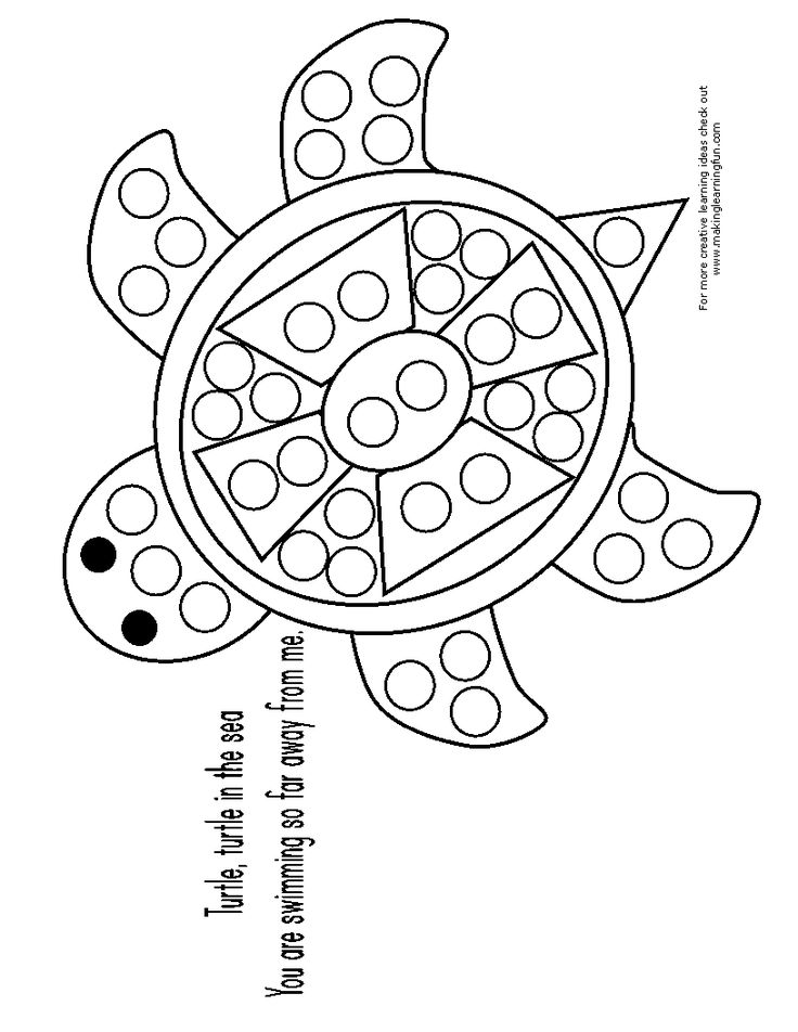 coloring dot pages | Template Printing | Star DLC | Dot art painting, Ocean ...