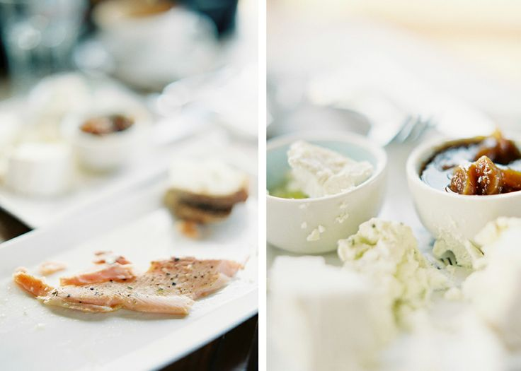 Yarra valley diary, cheeses, smoked trout
