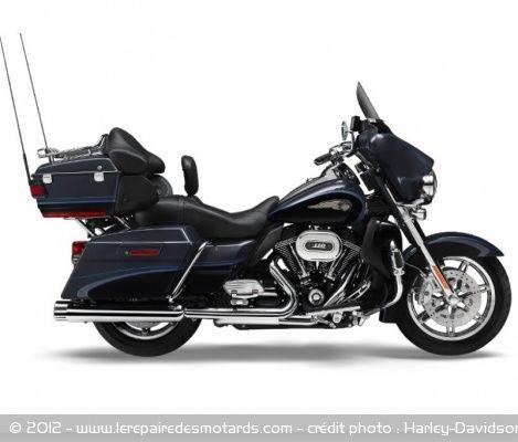 Harley-Davidson CVO Ultra Classic Electra Glide 110e anniversaire