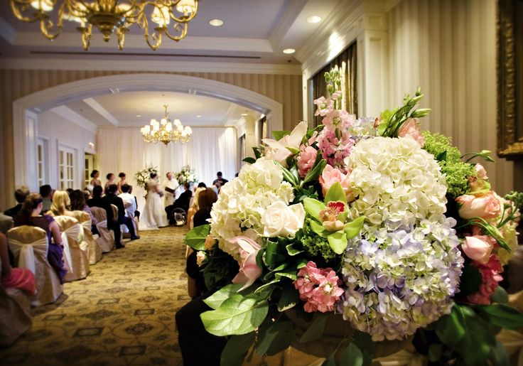 Ceremony in Chateau Lafite, Sutton Place Hotel Vancouver; DreamGroup Productions wedding; www.dreamgroup.ca