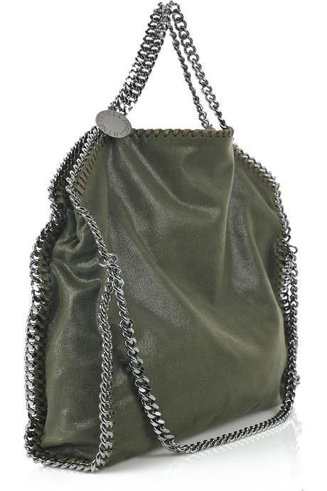 stella mccartney bag...amazing for diy